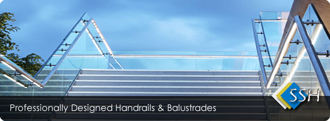 stainless steel handrails Trafford, Manchester